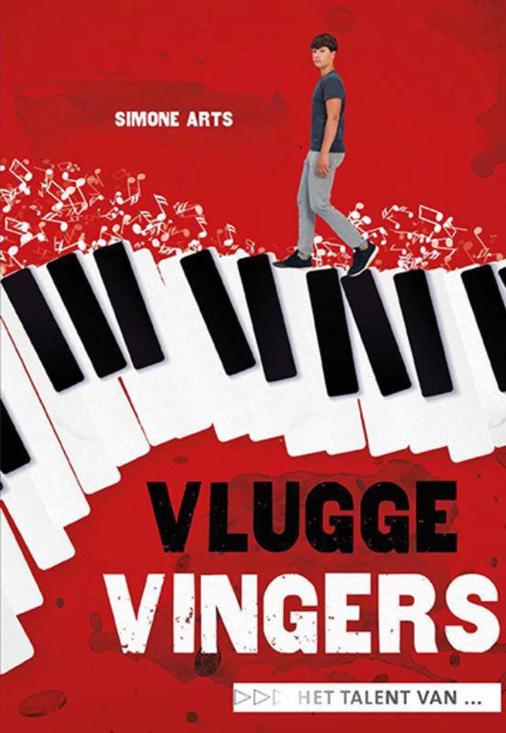 Het talent van ...: Vlugge vingers - Simone Arts
