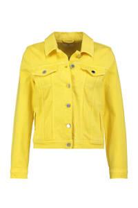Claudia Sträter spijkerjasje geel, Geel