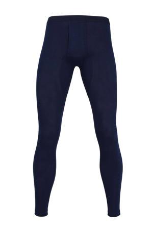 thermobroek Long John donkerblauw
