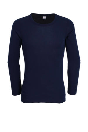 thermo longsleeve donkerblauw