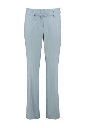 slim fit broek Chazia lichtblauw