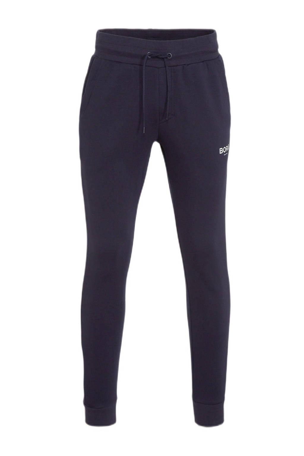Björn Borg   joggingbroek donkerblauw, Donkerblauw