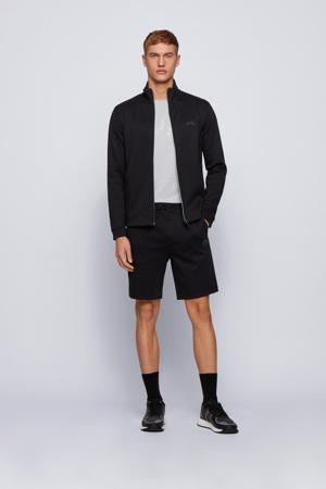 regular fit sweatshort Headlo zwart