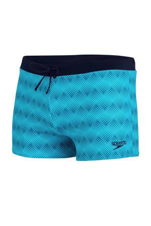 zwemboxer Vamilton turquoise