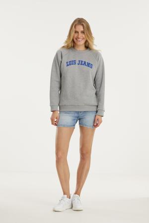 slim fit jeans short ONLISA light blue denim