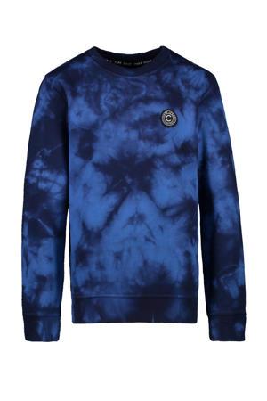 tie-dye sweater Comfrynn blauw