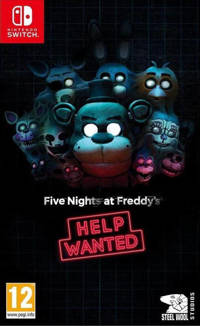 Five nights at Freddy's - Help wanted (Nintendo Switch)