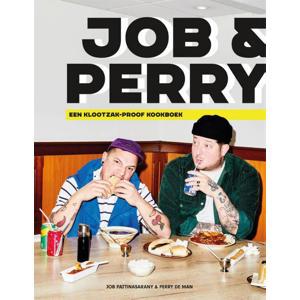 Job en Perry - Perry de Man en Job Pattinasarany
