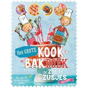 Het grote kook- en bakboek van de zoete zusjes - Hanneke de Zoete