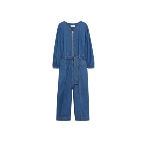 Violeta by Mango jumpsuit blauw