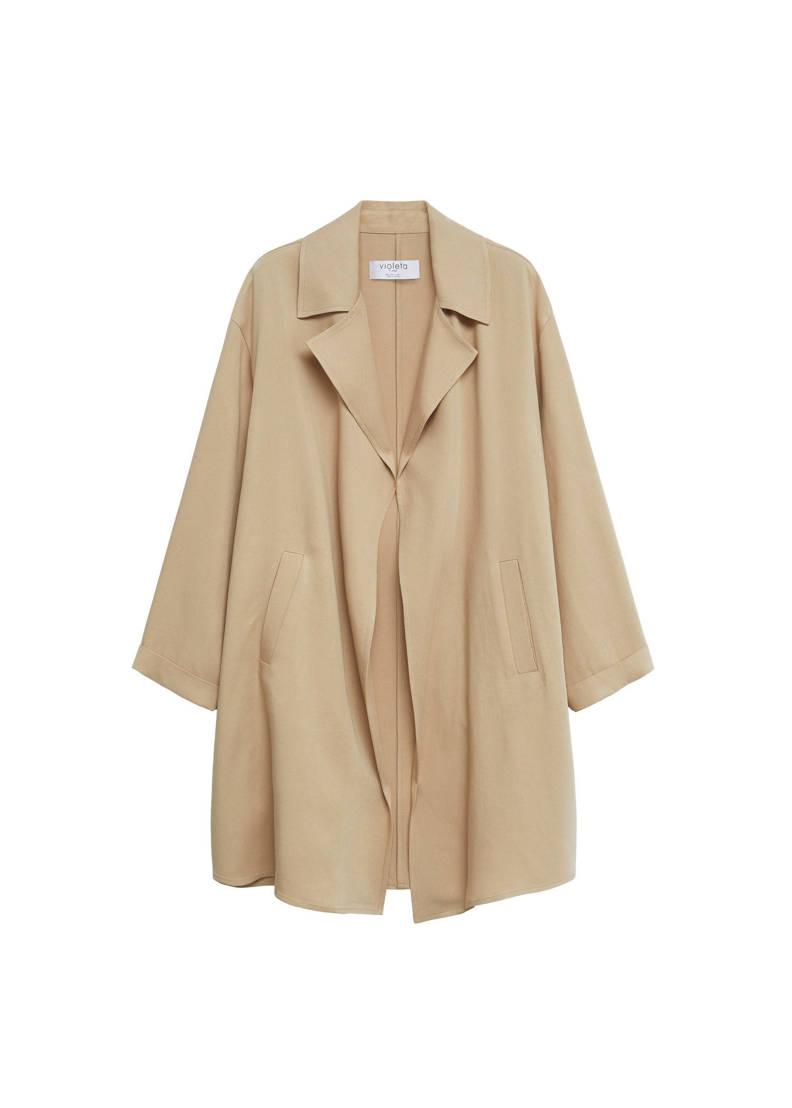 zomerse coat beige