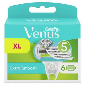 Venus Extra Smooth navulmesjes - 6 stuks