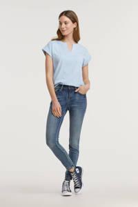 Il Dolce skinny jeans Ruby stonewashed, Stonewashed