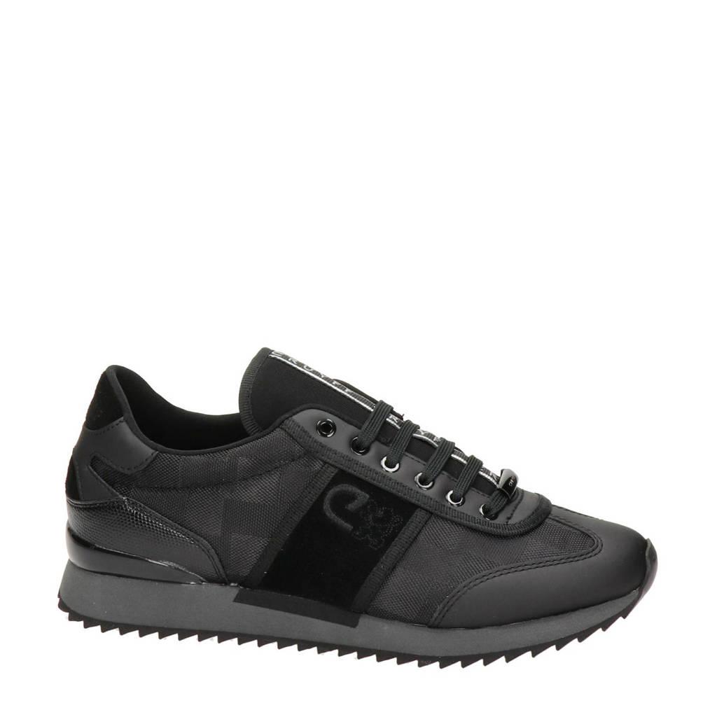 Cruyff   sneakers zwart, Zwart