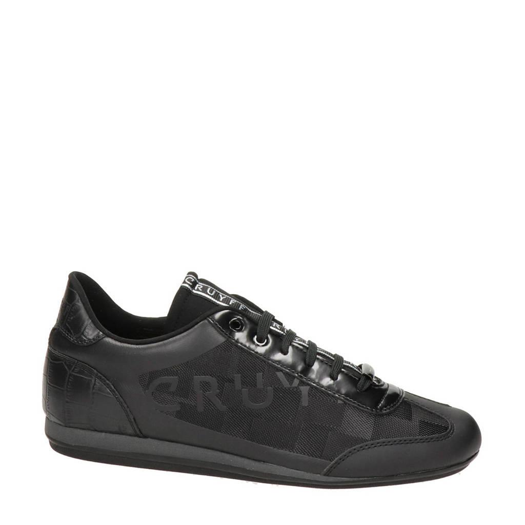 Cruyff Recopa Grande  sneakers zwart, Zwart