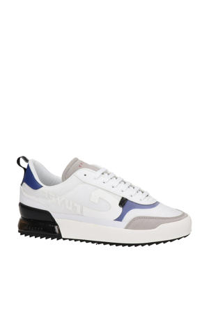 Contra  sneakers wit/blauw