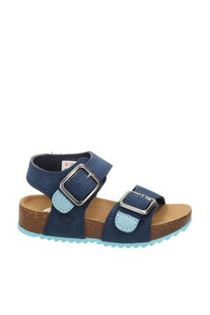 Castle Island  sandalen blauw