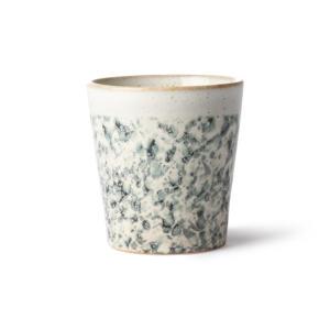 70's koffiemok (Ø7,5 cm)