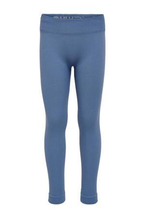 sportbroek blauw