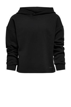 sportsweater ONPLOUNGE zwart
