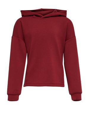sportsweater ONPLOUNGE rood