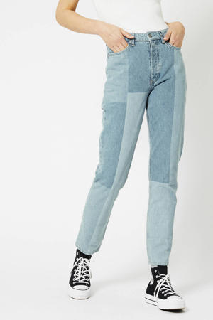 high waist straight fit jeans full vintage