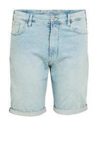 C&A XL Angelo Litrico regular fit jeans short lichtblauw, Lichtblauw