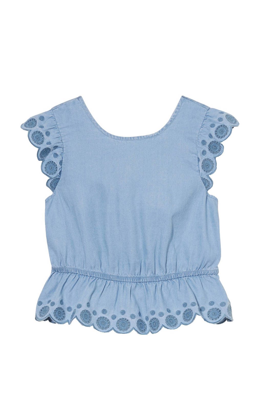 C&A smart with style top blauw, Blauw