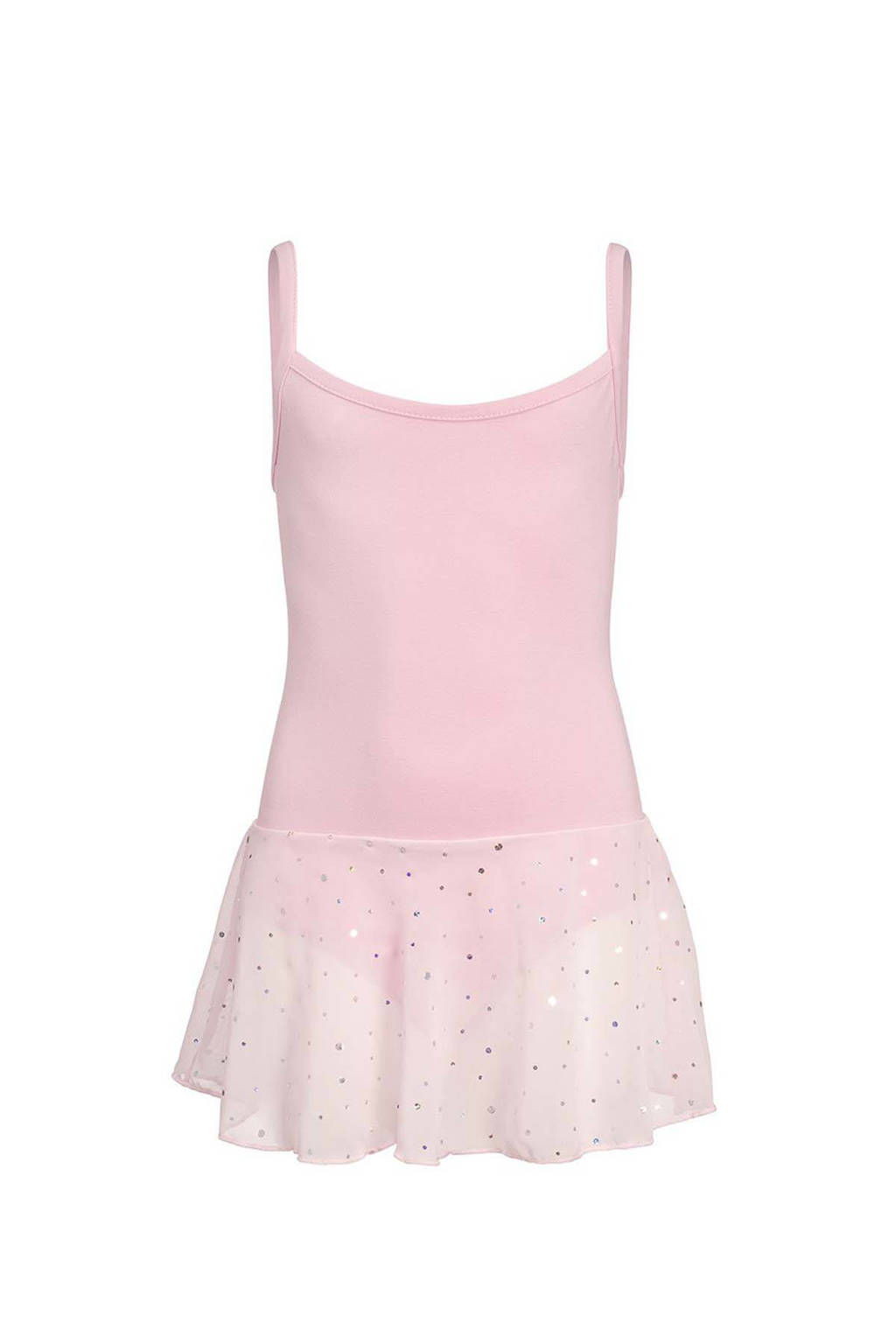 Papillon balletpak roze, Roze
