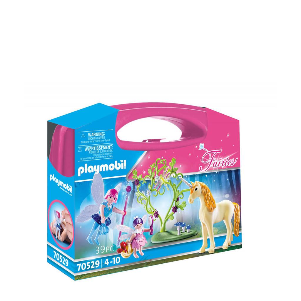 Playmobil Fairies  Koffertje Feeën eenhoorn 70529