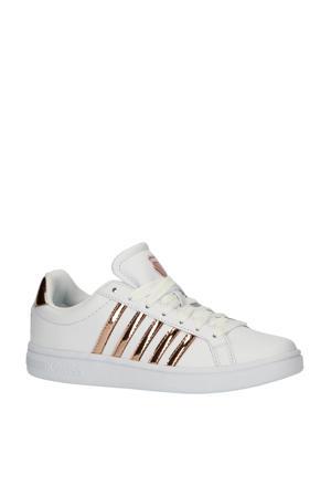 Court  Tiebreak sneakers wit/rosé