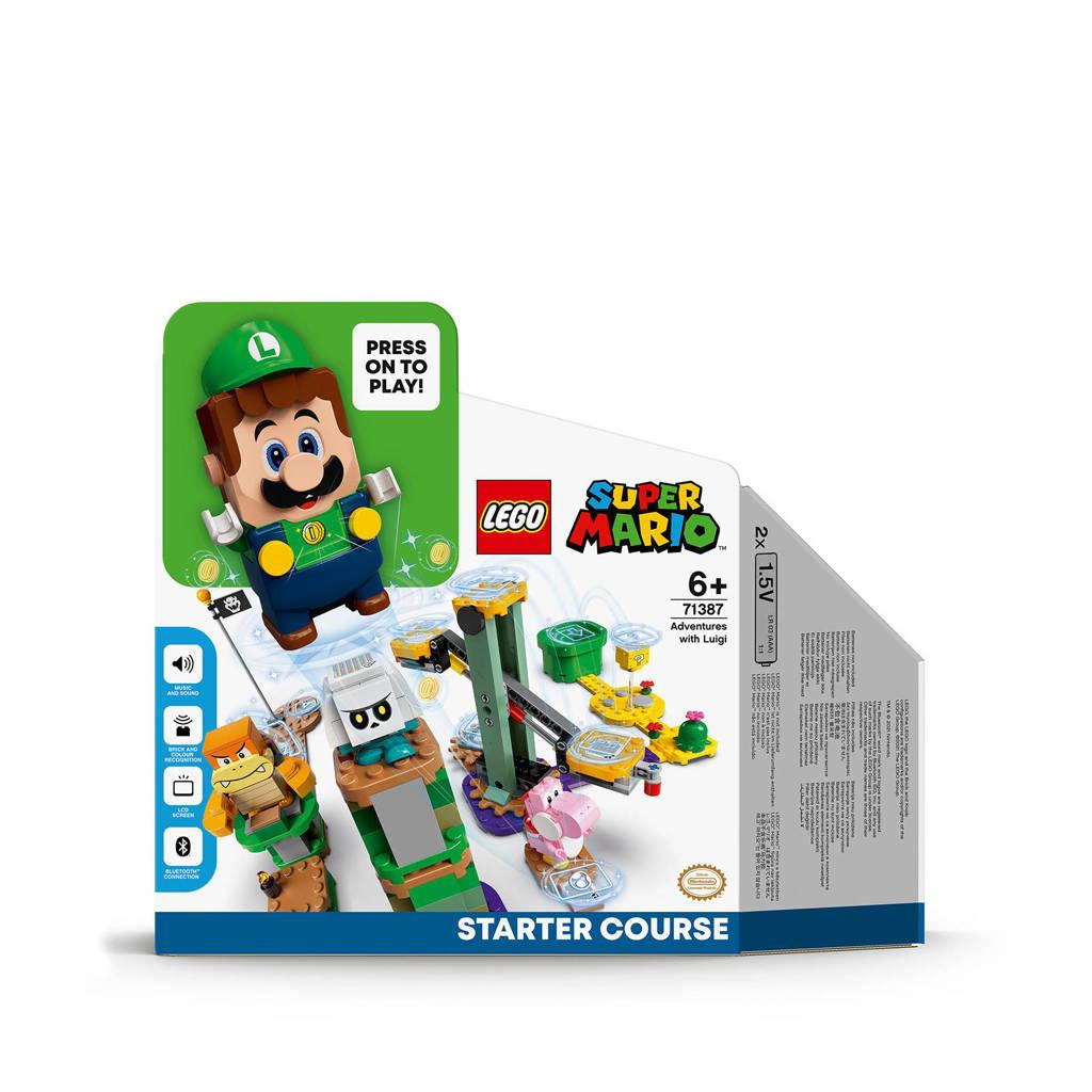 LEGO Super Mario Leaf-8-2021 71387