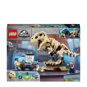 Tentoonstelling Dinosaurusfossiel T-Rex 76940