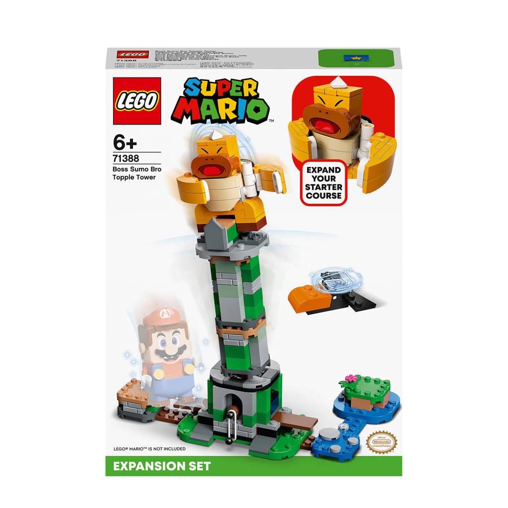 LEGO Super Mario Uitbreidingsset Eindbaasgevecht op de Sumo Bro-Toren 71388