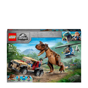 Achtervolging van Dinosaurus Carnotaurus 76941