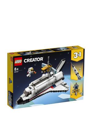 Spaceshuttle 3-in-1 31117