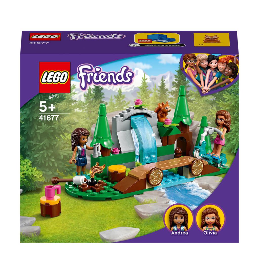 LEGO Friends Waterval in het bos 41677