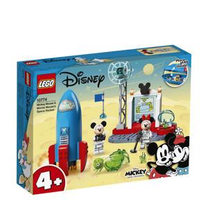 Mickey Mouse & Minnie Mouse ruimteraket 10774