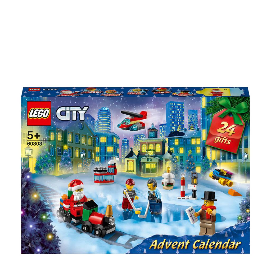 LEGO City Adventskalender 60303