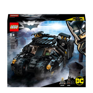 DC Batman Batmobile Tumbler Scarecrow krachtmeting 76239