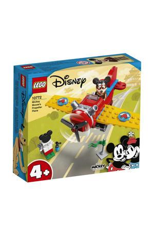 Mickey Mouse propellervliegtuig 10772