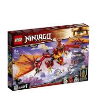 LEGO Ninjago Vuurdraak aanval 71753