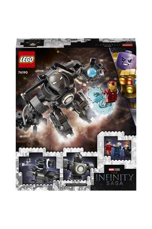 Iron Man: Iron Monger Mayhem 76190