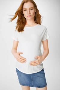 C&A The Denim zwangerschapsrok blauw, Blauw