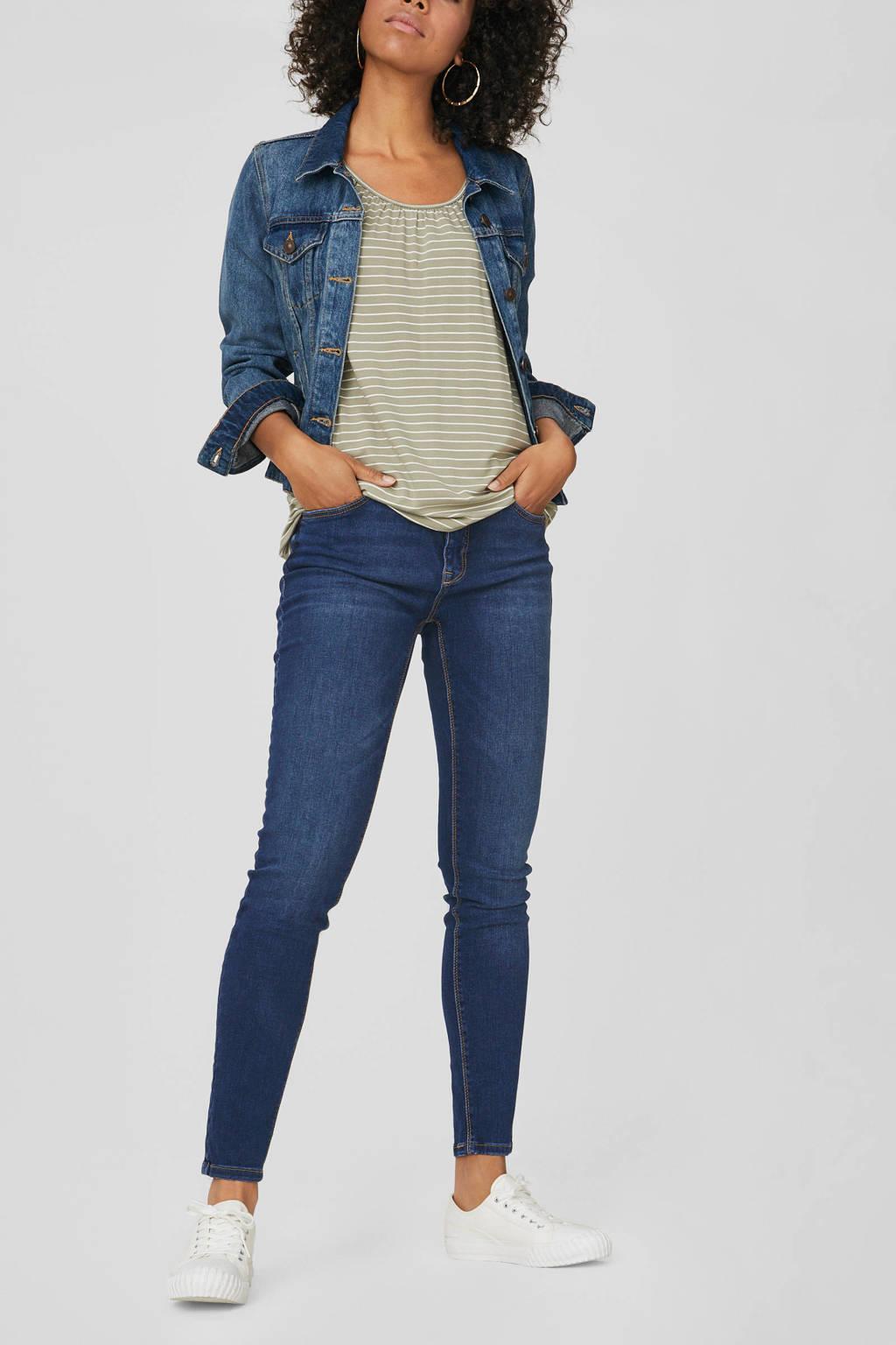 C&A The Denim skinny jeans The Denim dark blue denim, Dark blue denim