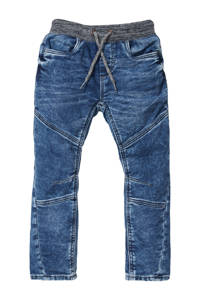 C&A Palomino regular fit jeans donkerblauw, Donkerblauw
