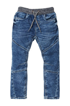 regular fit jeans donkerblauw