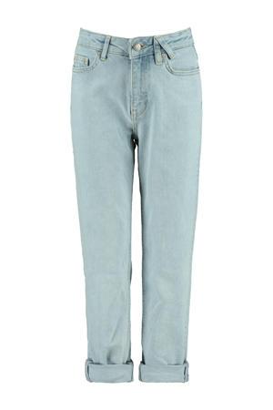 tapered fit jeans Jadan lichtblauw