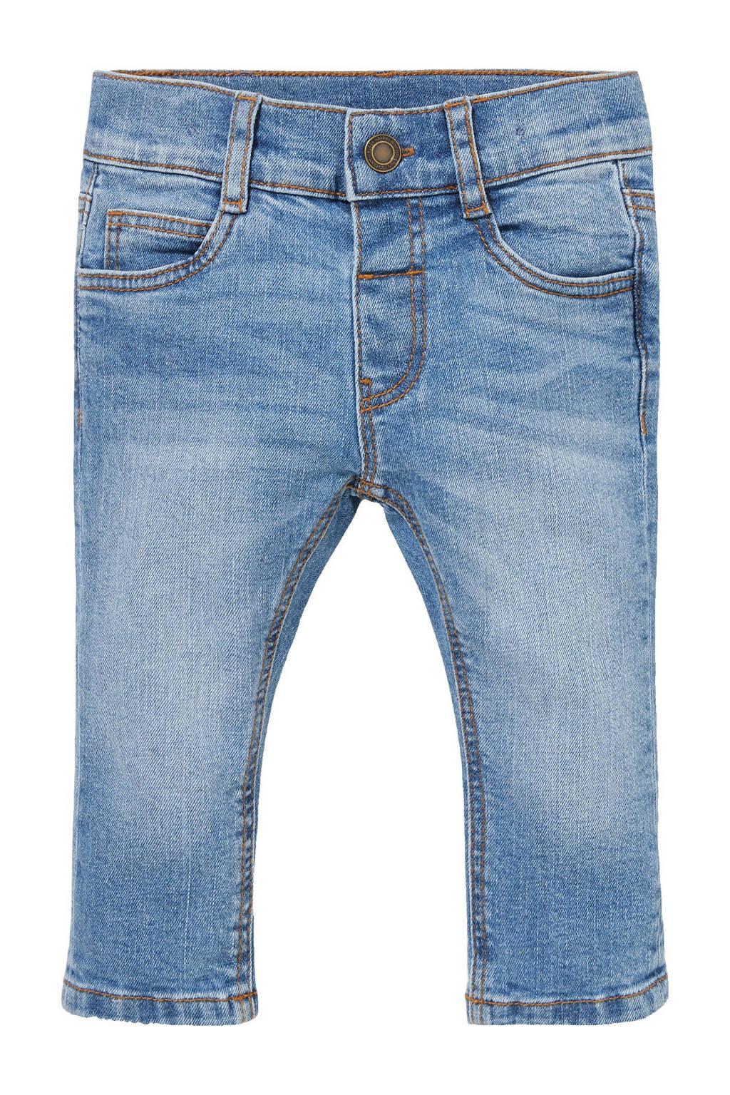 C&A Baby Club slim fit jeans lichtblauw, Lichtblauw
