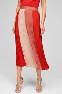s.Oliver BLACK LABEL rok rood/roze, Rood/roze